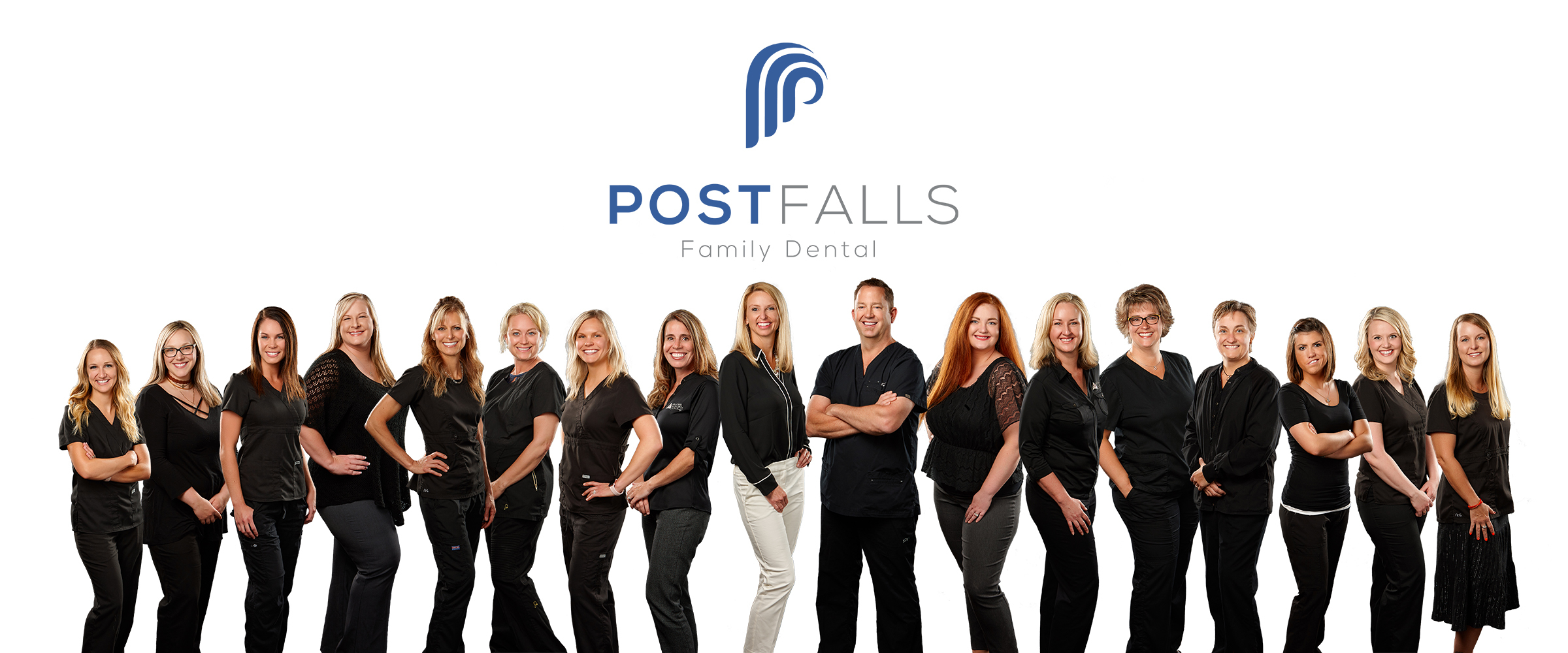 Post Falls Family Dental staff