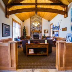 Lobby Of Post Falls Family Dental